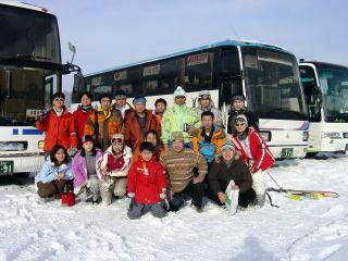 全期スキー