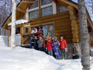 今年も達成会スキー